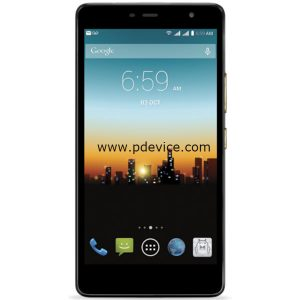 Posh Mobile Revel Max LTE L551 Smartphone Full Specification