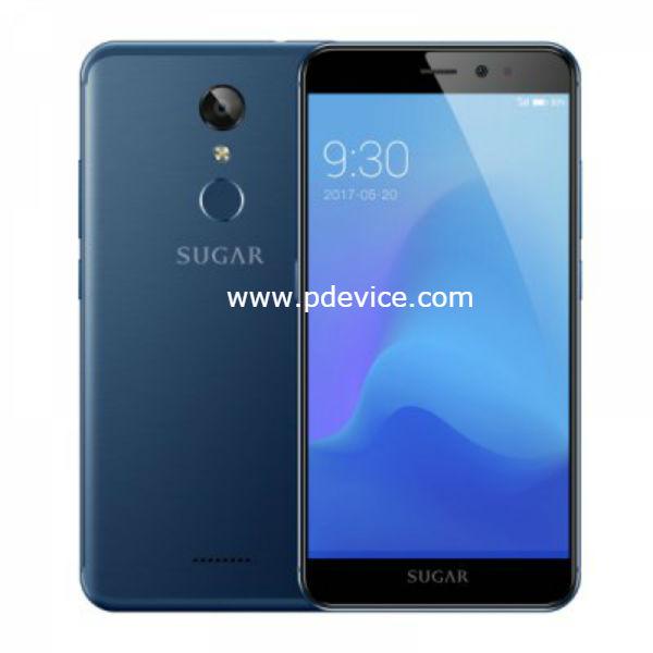 Sugar Y9 Smartphone Full Specification