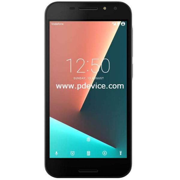 Vodafone Smart V8 Smartphone Full Specification