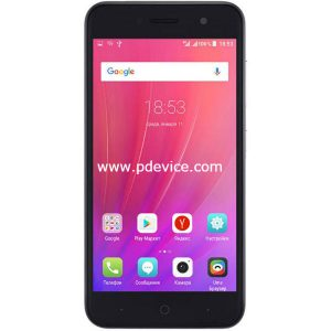 ZTE Blade A521 Smartphone Full Specification