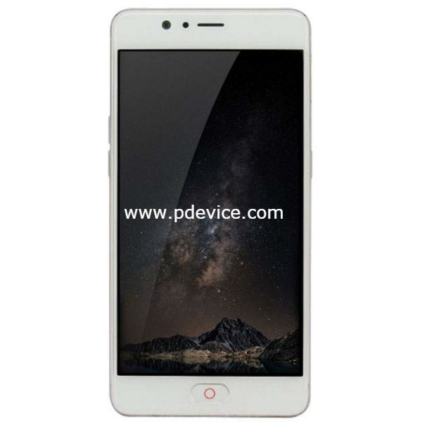 ZTE Nubia Z17 Smartphone Full Specification