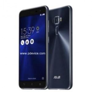 Asus Zenfone 4 ZE554KL Smartphone Full Specification