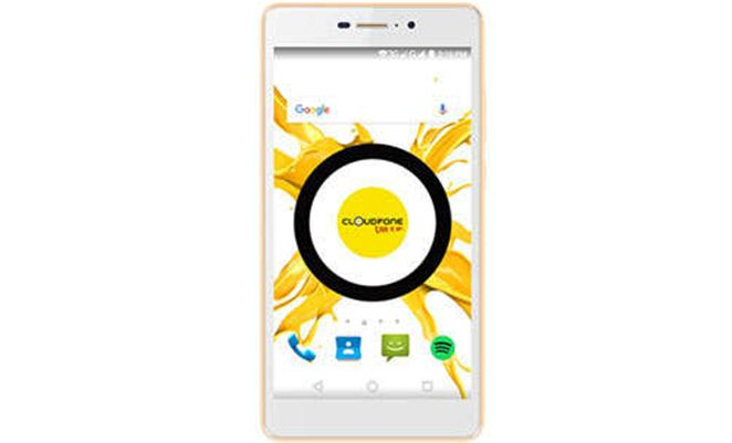 Cloudfone Excite2 Price and Release Information