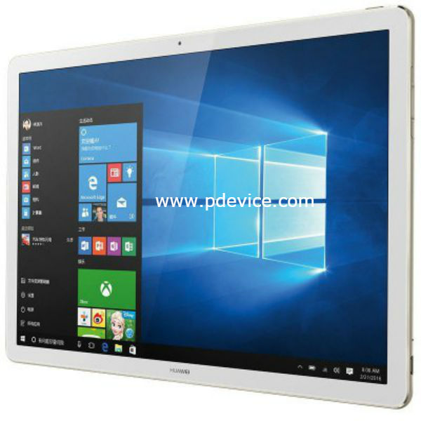 Huawei MateBook Intel Core m5 Tablet Full Specification