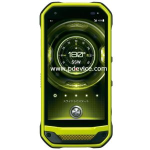 Kyocera Torque G03 Smartphone Full Specification