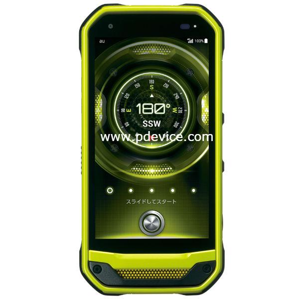 Kyocera Torque G03 Smartphone Full Specification