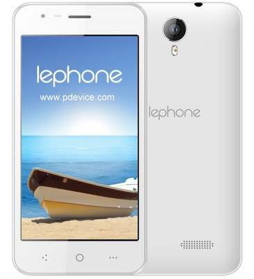 Lephone W7 Plus Smartphone Full Specification