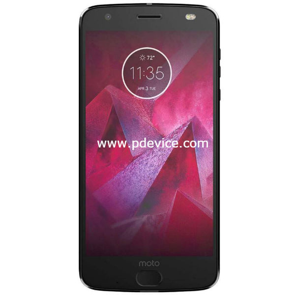 Motorola Moto Z2 Force Smartphone Full Specification