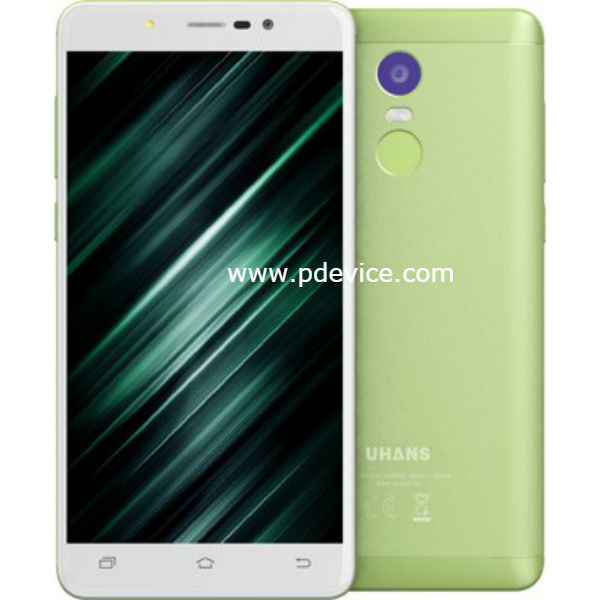 Uhans Note 4 Smartphone Full Specification