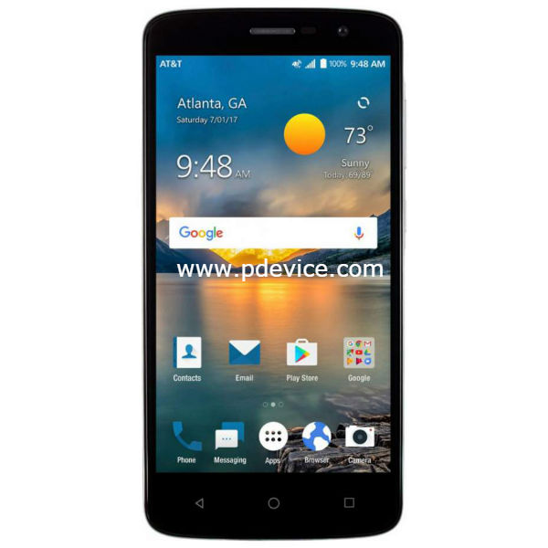 ZTE Blade Spark Smartphone Full Specification