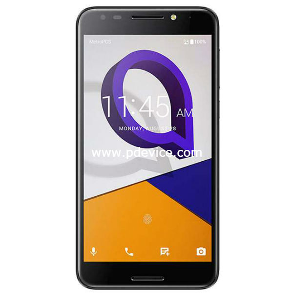 Alcatel A30 Fierce Smartphone Full Specification