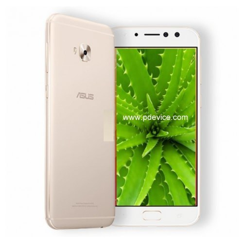 Asus Zenfone 4 Selfie Pro ZD552K Smartphone Full Specification