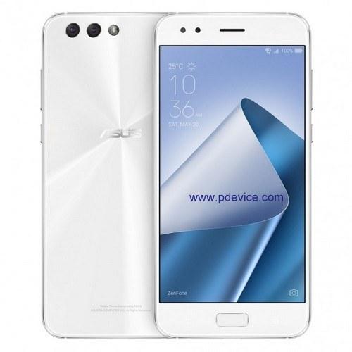 Asus Zenfone 4 ZE554KL Snapdragon 660 Smartphone Full Specification