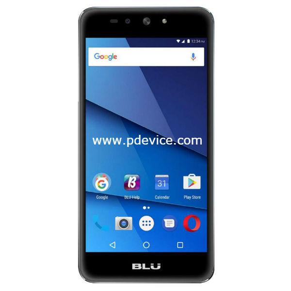 BLU Grand XL LTE Smartphone Full Specification