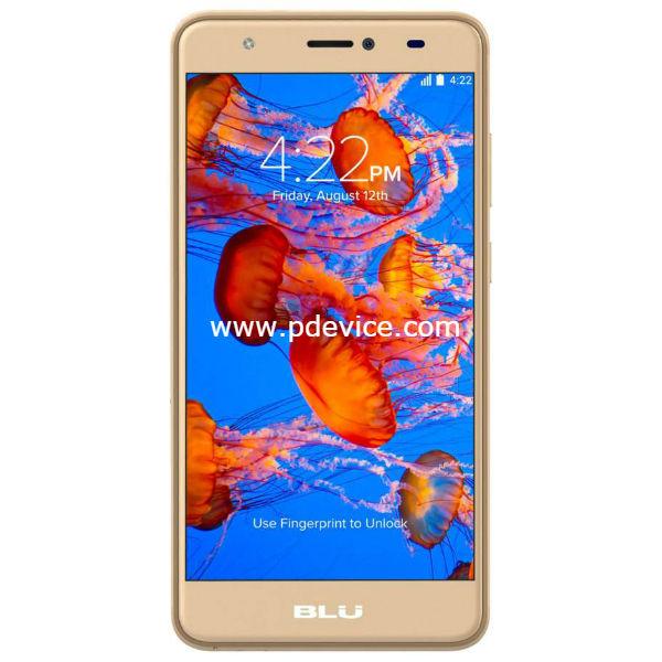 BLU Studio J8 LTE Smartphone Full Specification