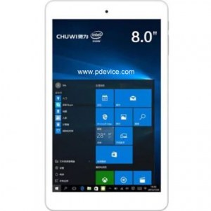 Chuwi Hi8 Pro (X5 Z8350) Tablet PC Full Specification