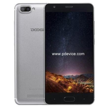 Doogee X20 Smartphone Full Specification