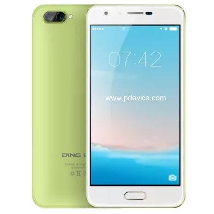 Dingding X8 Smartphone Full Specification