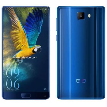 Elephone S8 Smartphone Full Specification