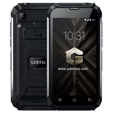GEOTEL G1 Smartphone Full Specification