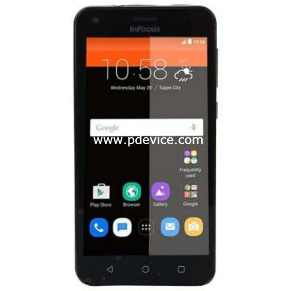 InFocus A1 Smartphone Full Specification