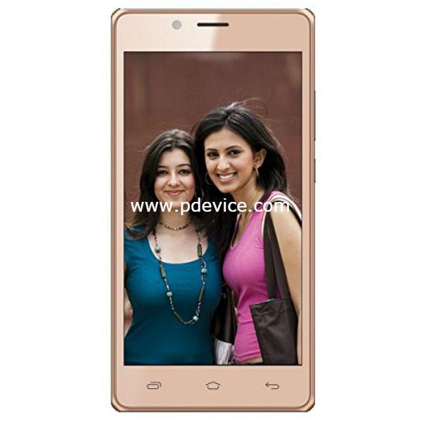 Intex Aqua Style 3 Smartphone Full Specification