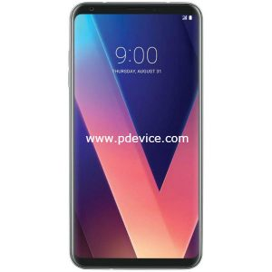 LG V30 Plus Smartphone Full Specification