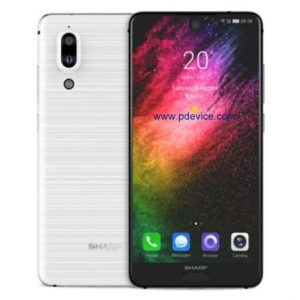SHARP AQUOS S2 Smartphone Full Specification