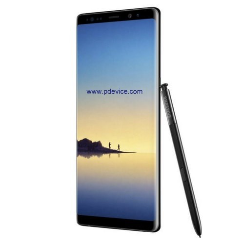 Samsung Galaxy Note 8 MSM8998 Smartphone Full Specification