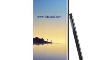 Samsung Galaxy Note8 MSM8998