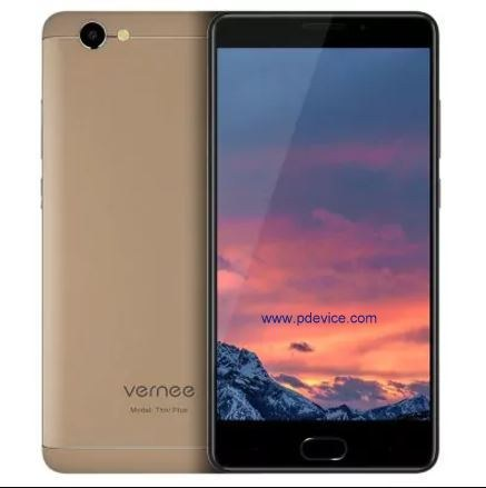 Vernee Thor Plus Smartphone Full Specification