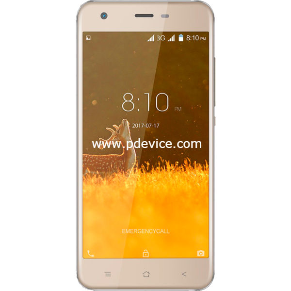 Blackview A7 Pro Smartphone Full Specification