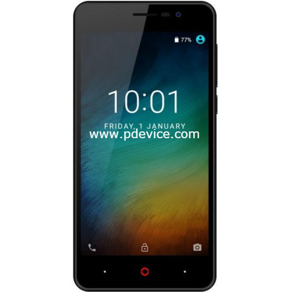 Doopro P3 Smartphone Full Specification