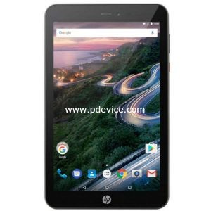 HP Pro 8 Tablet Full Specification