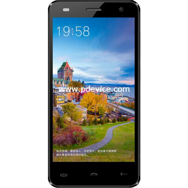 HomTom HT26 Smartphone Full Specification