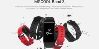 MGCOOL Band 3 Smartband