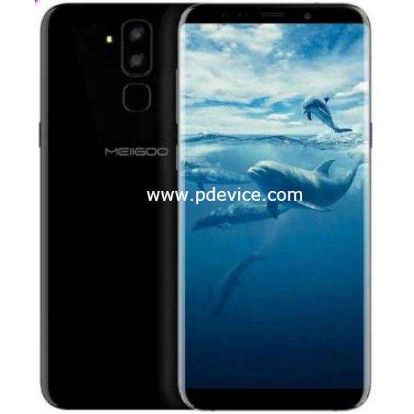 Meiigoo S8 Smartphone Full Specification