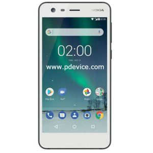 Nokia 2 Smartphone Full Specification