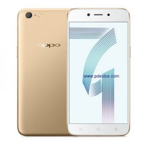 Oppo A71 Smartphone Full Specification