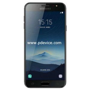 Samsung Galaxy C8 Smartphone Full Specification