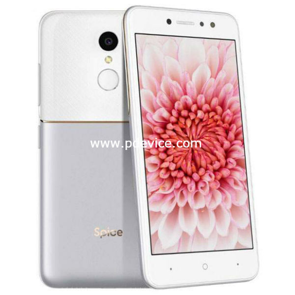 Spice V801 Smartphone Full Specification