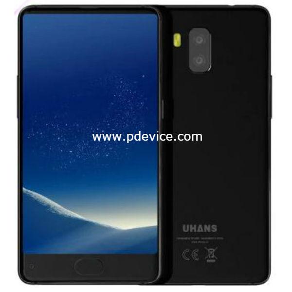 UHANS MX Smartphone Full Specification