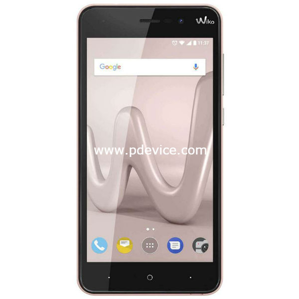 Wiko Lenny 4 Plus Smartphone Full Specification