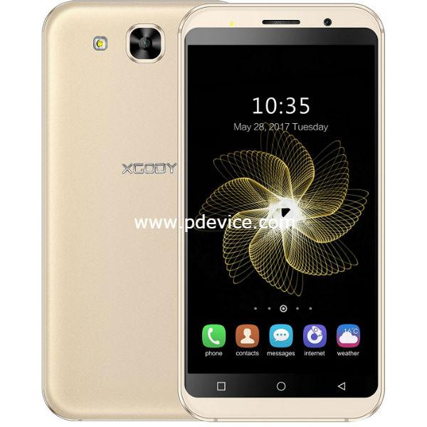 Xgody S11 Smartphone Full Specification
