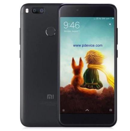 Xiaomi Mi A1 (5X) Smartphone Full Specification