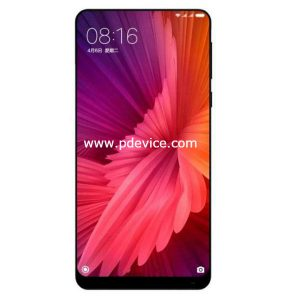 Xiaomi Mi MIX 2 Smartphone Full Specification