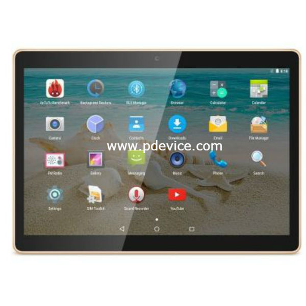 BDF K960 3G Tablet Full Specification