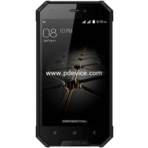 Blackview BV4000 2GB Smartphone Full Specification