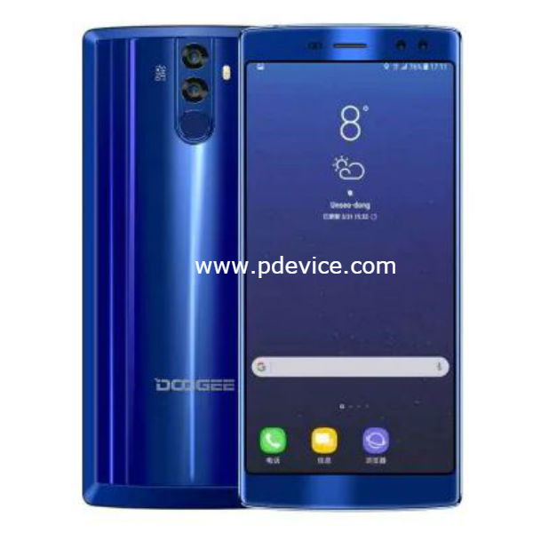 Doogee BL12000 Smartphone Full Specification