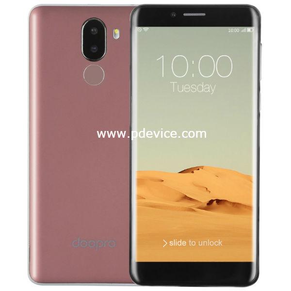 Doopro P5 Smartphone Full Specification